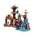 拼多多『現貨秒发』樂拼01047 Friends 女孩好朋友系列 冒險營地樹屋 相容 樂高 41122 LEGO