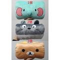 3款可選 可愛 憂傷馬戲團 姆咚 拉拉熊 懶懶熊 吉卜力 豆豆龍 龍貓 造型 長型 暖手枕 午安枕 抱枕 絨毛娃娃 玩偶