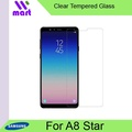 Tempered Glass Screen Protector (Clear) For Samsung Galaxy A8 Star