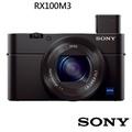 【SONY 索尼】RX100M3 64G大全配組 類單眼相機