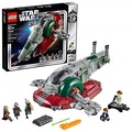 LEGO 樂高 Star Wars Slave l-20th Anniversary Edition 75243 Building Kit (1007 Piece)