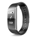 IWOWNfit I6 Pro Wrist-Based Heart Rate Smart Bracelet With Activity Tracker(Black) - intl