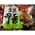 韓國 農心 生生烏龍麵湯麵/照燒烏龍/火辣口味(65元) -豆咪日韓小舖