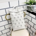 Adidas 3D mesh backpack X issey miyake life, white