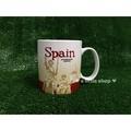 ☕️星巴克系列☕️ 全新 Spain西班牙 城市杯 馬克杯 絕版