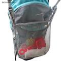 母婴嬰兒車通用置物袋 推車網兜掛兜 寶寶推車掛袋 [DM商城]