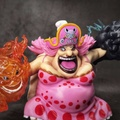 【紫色風鈴3.3】海賊王 BIG MOM 海賊團 四皇夏洛特玲玲GK 大媽 盒裝 港版