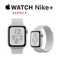 Apple Nike+ S4 GPS 44mm 銀鋁/雪峰白錶環MU7H2TA/A