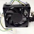 2 ชิ้นใหม่ CPU พัดลมระบายความร้อนและฮีทซิงค์สำหรับ AMD ซ็อก