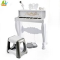 【Playful Toys 頑玩具】高配版鋼琴(高配版鋼琴 兒童高級鋼琴 高配備 鋼琴 內附耳機麥克風 高配備兒童玩具鋼琴)