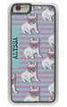 Iphone 6/6S Case - Stripe & Dog