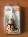 Tsum Tsum Chip and Dale Ezlink Charm