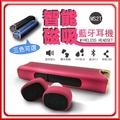 【台灣總代理-原廠公司貨】全防水IPX7 藍牙耳機 MS2T藍芽耳機 磁吸雙耳耳機 Youngfly ER03