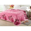 ❀蘇蘇購物館❀情意濃濃毛毯加厚冬季保暖床單法蘭絨毯珊瑚絨毯子蓋毯午休雲貂絨毯