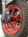 誠一機研 DK成吉思汗 ES RACING S 150 ABS JETS 125 雷霆S 輪框 鍛造框 改裝 鋁圈 輪圈
