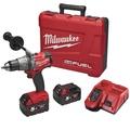 【花蓮源利】M18FPD 502C (M18CPD 進階版) 美國米沃奇 18V無刷震動電鑽-雙鋰電 MILWAUKEE