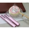 靜思環保伸縮筷二雙 送 台灣興隆棒棒糖造型純棉毛巾