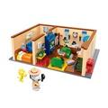 BanBao邦寶積木 史努比系列 Peanuts Snoopy 偵探工作室 7526