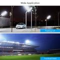 S&W 限時特惠 AC110-130V 100W 96LED 碘鎢燈IP65防水等級正白