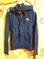 ABECROMBIE & FITCH **Mens Boreas Mountain Hoodie Jacket 休閒外套