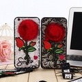 Oppo R11/R11 Plus/R11S/R11S Plus Lace Rose Case 24634