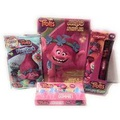Dreamworks Trolls Holiday Bundle Package - 4 piece