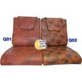 【 台製木椅專用坐墊】 L 型大組 木椅專用沙發椅墊 / 合成皮坐墊 / 木沙發墊