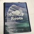 現貨 Roots 小購物袋 手提袋 環保袋 Roots提袋  ▲可放A4尺寸物品 ▲尺寸:約22×30×12cm
