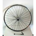 ★榮二單車★SHINING 26吋登山車快拆式後輪輪組~鎖牙式。