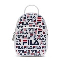 Fila mini backpack logo後背包 小後背 迷你 pu皮革