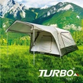 RV 高雄 大自然 露營 戶外 用品     Turbo Tent Turbo Lite300 專利快速帳 (8人帳)