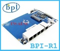 《德源科技》r)現貨 2016新品 BPI-R1香蕉派Banana PI R1 智能路由器4路千兆SATA接口
