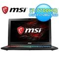msi 微星 GP62 7REX-1093TW 雙硬碟電競筆電【加碼贈平板】【三井3C】