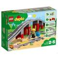 [熊樂家]全新 LEGO Duplo 樂高 10872 得寶系列 鐵路橋與鐵軌