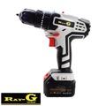 【台灣銳機 RAY-G】DX-16鋰電三用震動電鑽(充電電鑽)