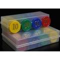 籌碼套裝燙金數字籌碼麻將撲克遊戲代幣塑膠籌碼幣籌碼片籌碼卡