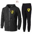 Ferrari 法拉利休閒套裝連帽套裝情侶款運動套裝