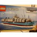 LEGO 10241 馬士基貨輪