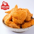 【KKLife-紅龍】全熟香酥原味雞翅 (500g/袋)