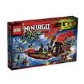 【宅媽科學玩具】樂高LEGO 70738 忍者Ninjago系列  使命號之最終決戰