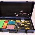 牛小妹🐮改款卡夢槍箱海綿加工具 現貨 嗆蝦槍箱 釣蝦槍箱 工具箱