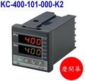 KCE 科群-PID溫度控制器/溫度錶 KC-400-101-000-K2