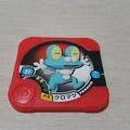 日本購入 神奇寶貝 Tretta 【呱呱泡蛙 】 P卡 方形卡匣