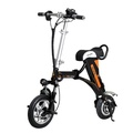 索羅門K1迷你折疊電動車電瓶車鋰電池助力電動自行車成人代步單車 MKS 2019