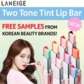 ★KOREA HOTTEST PRODUCT★[Laneige] Two Tone Tint Lip Bar ★Free Samples★