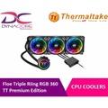 Thermaltake Floe Triple Riing RGB 360 TT Premium Edition