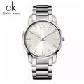 K2G21107手錶-CK原廠真品皮錶帶鋼錶帶可選擇