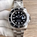 N廠 Rolex 勞力士鋼帶機械腕錶 V8版本黑水鬼