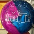 美國品牌 AMF XciTE 保齡球