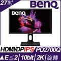 BENQ PD2700Q (不閃屏+LBL)